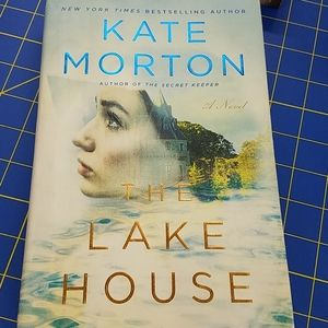 The Lake House by Kate Morton Book Like New